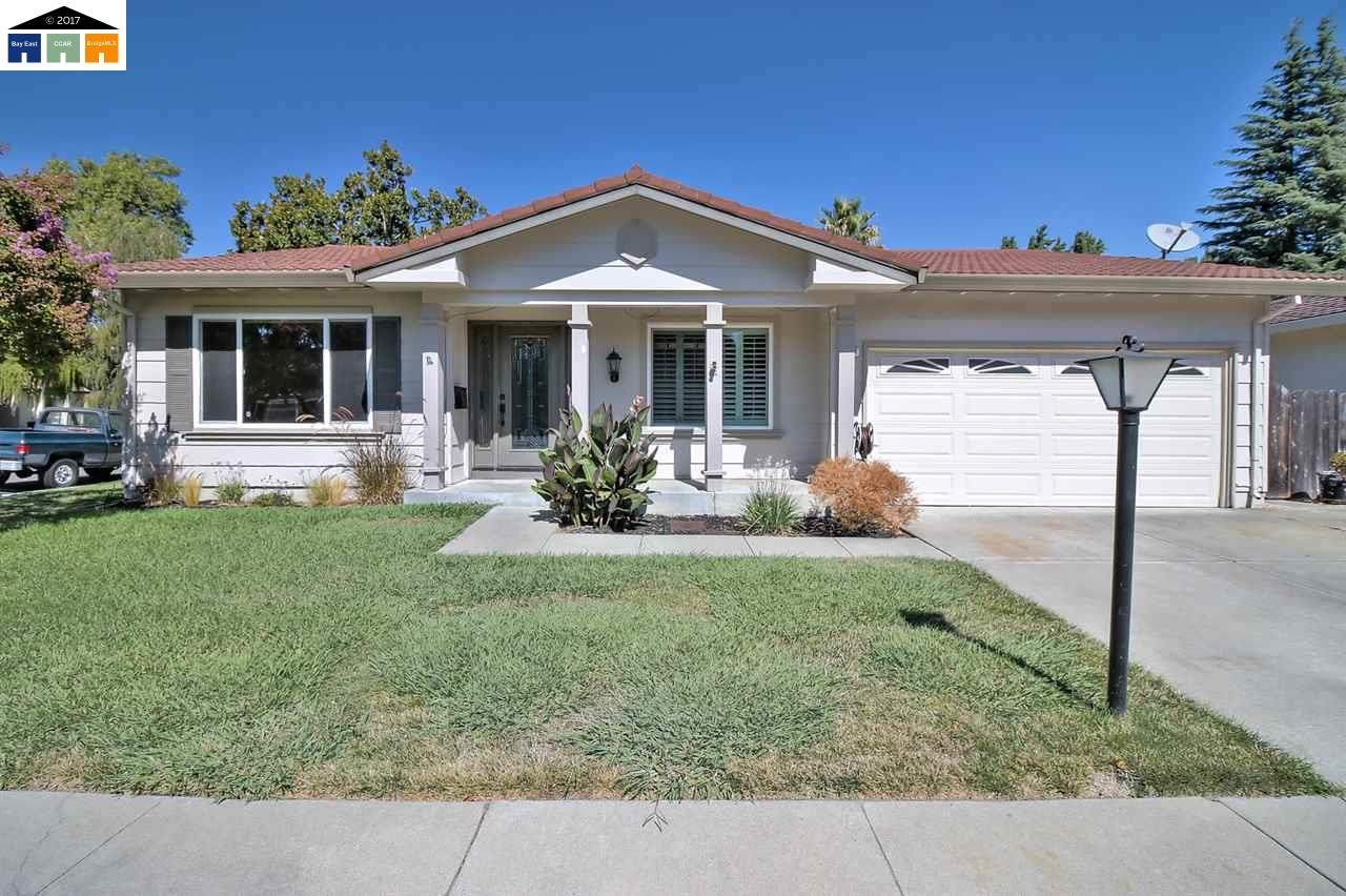 Single Family Home for Sale at 4897 Ganner Court Pleasanton, California 94566 United States