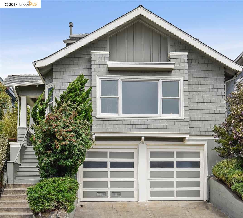 Einfamilienhaus für Verkauf beim 845 Solano Avenue Albany, Kalifornien 94706 Vereinigte Staaten