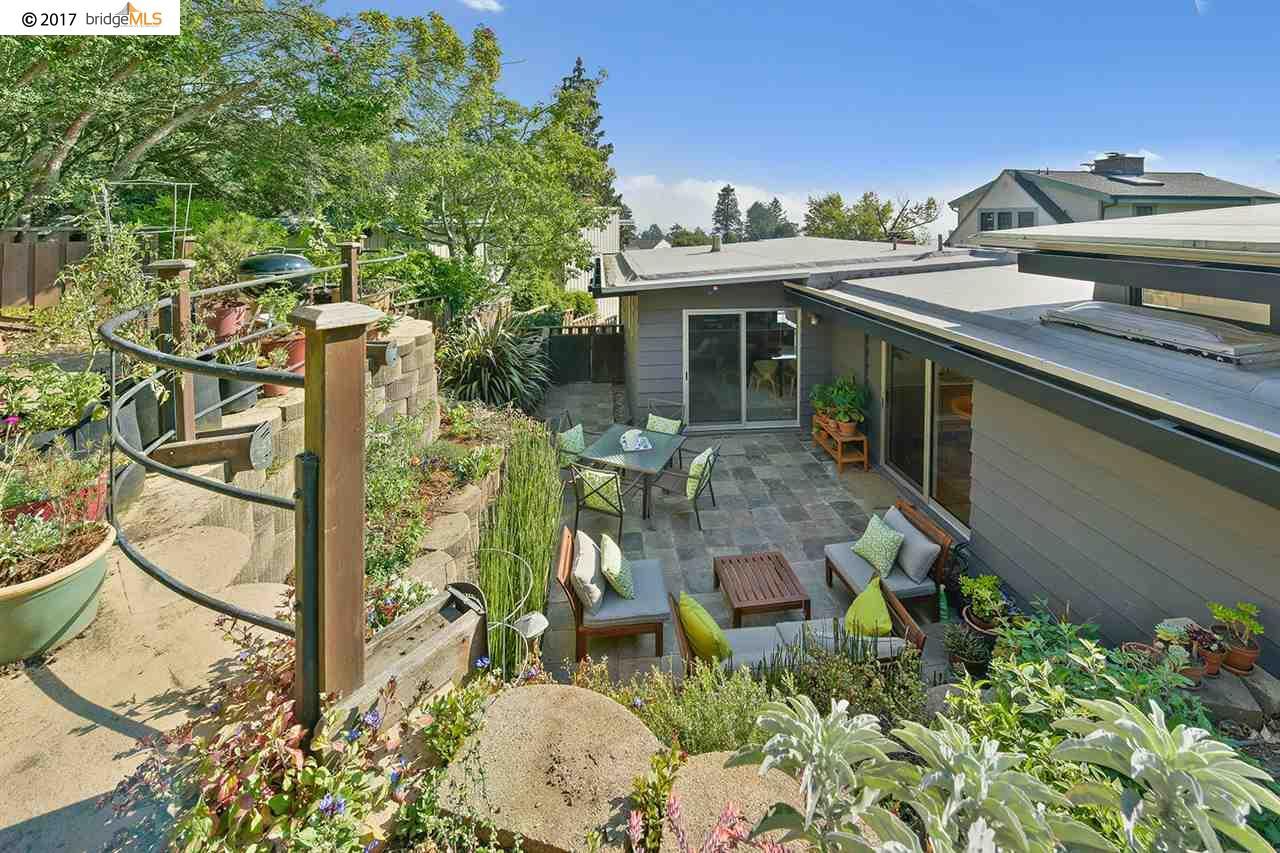 Maison unifamiliale pour l Vente à 319 Vassar Avenue 319 Vassar Avenue Kensington, Californie 94708 États-Unis