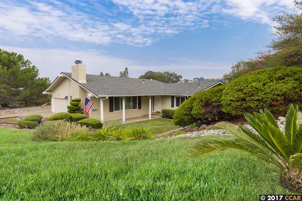 一戸建て のために 売買 アット 2615 Alhambra Way 2615 Alhambra Way Pinole, カリフォルニア 94564 アメリカ合衆国