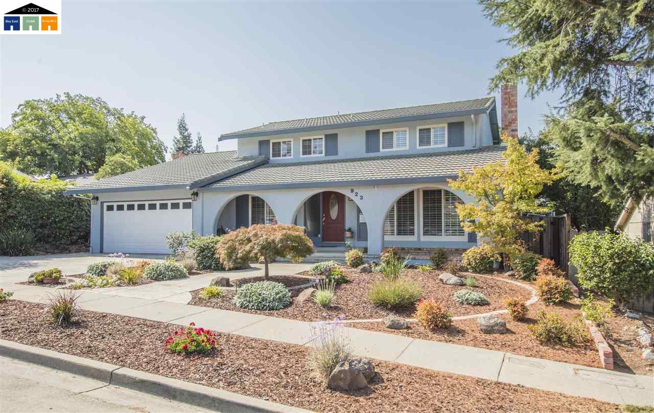 923 Crellin Road | PLEASANTON | 2182 | 94566