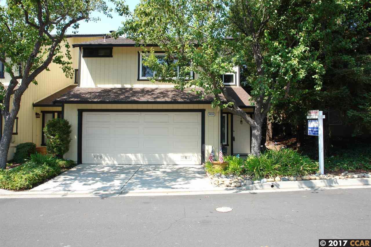 Maison accolée pour l Vente à 4834 Starflower Drive Martinez, Californie 94553 États-Unis