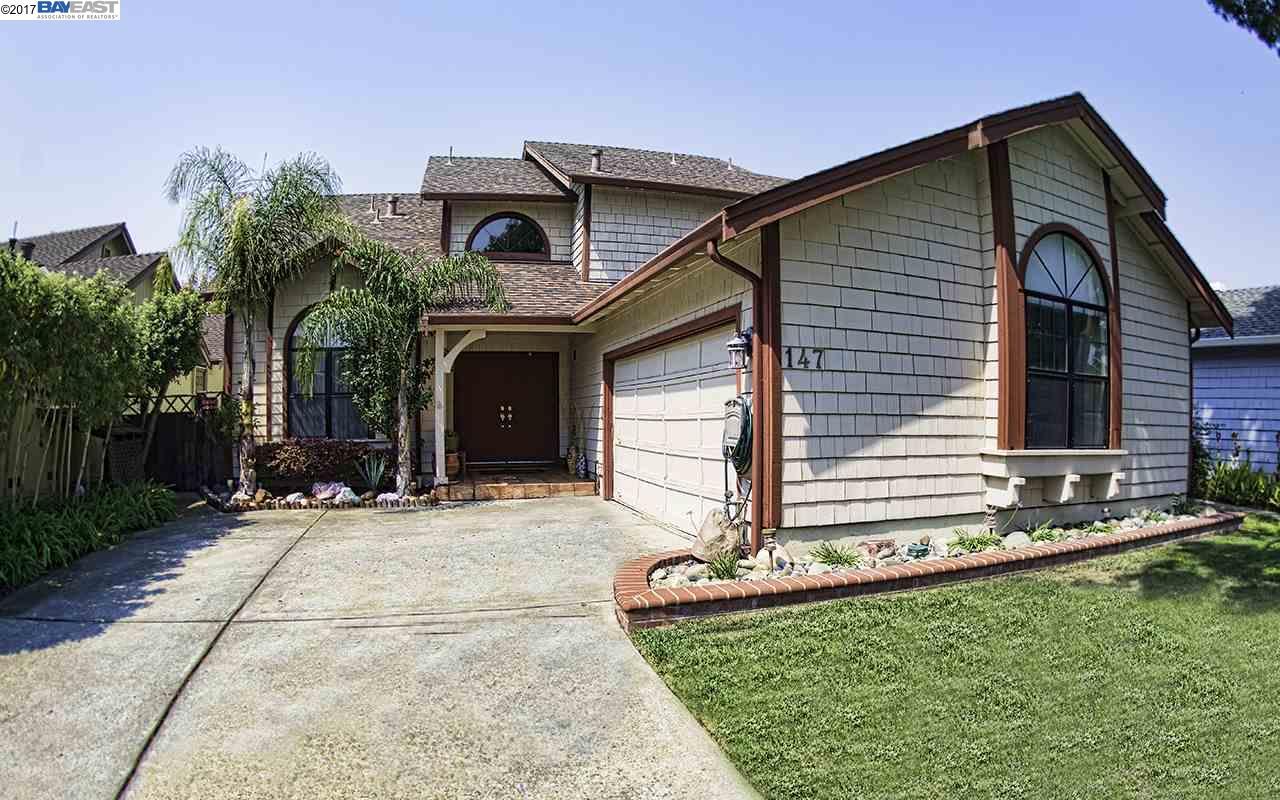 一戸建て のために 売買 アット 147 Tynebourne Place 147 Tynebourne Place Alameda, カリフォルニア 94502 アメリカ合衆国