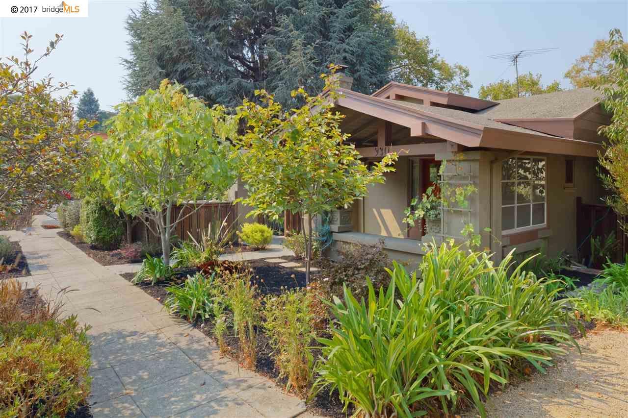 Einfamilienhaus für Verkauf beim 930 Ordway Street Albany, Kalifornien 94706 Vereinigte Staaten