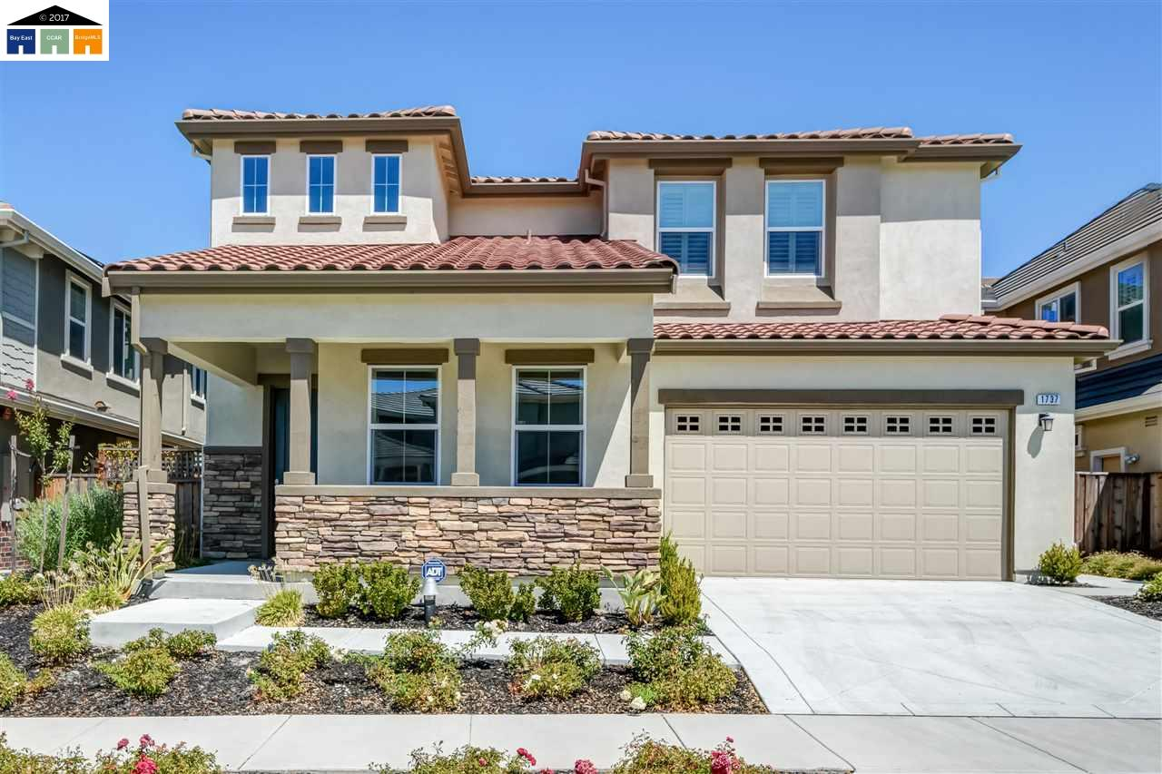 Single Family Home for Sale at 1737 Tramonti Drive Dublin, California 94568 United States