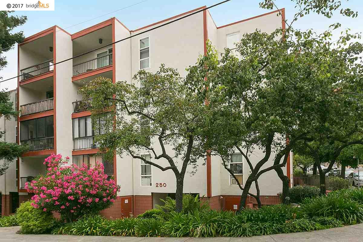 共管物業 為 出售 在 250 Whitmore Street 250 Whitmore Street Oakland, 加利福尼亞州 94611 美國