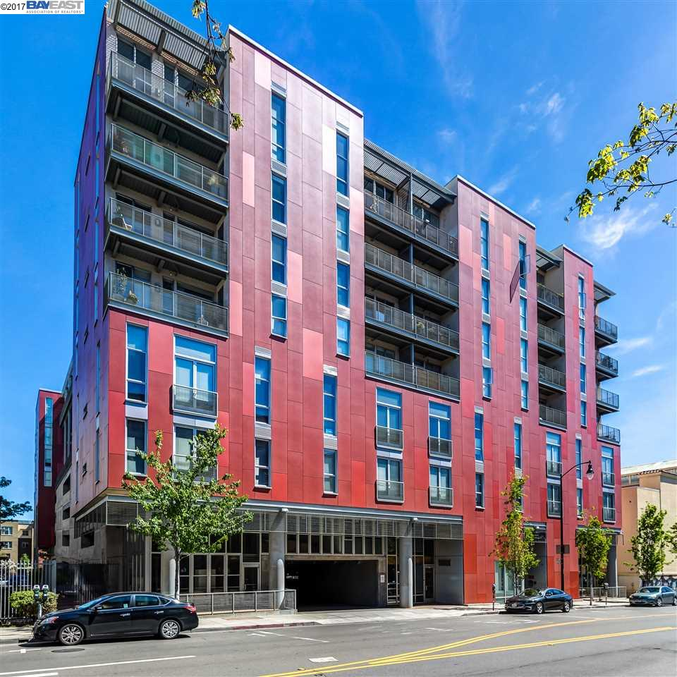 Condominio por un Venta en 630 Thomas L Berkley Way Oakland, California 94612 Estados Unidos