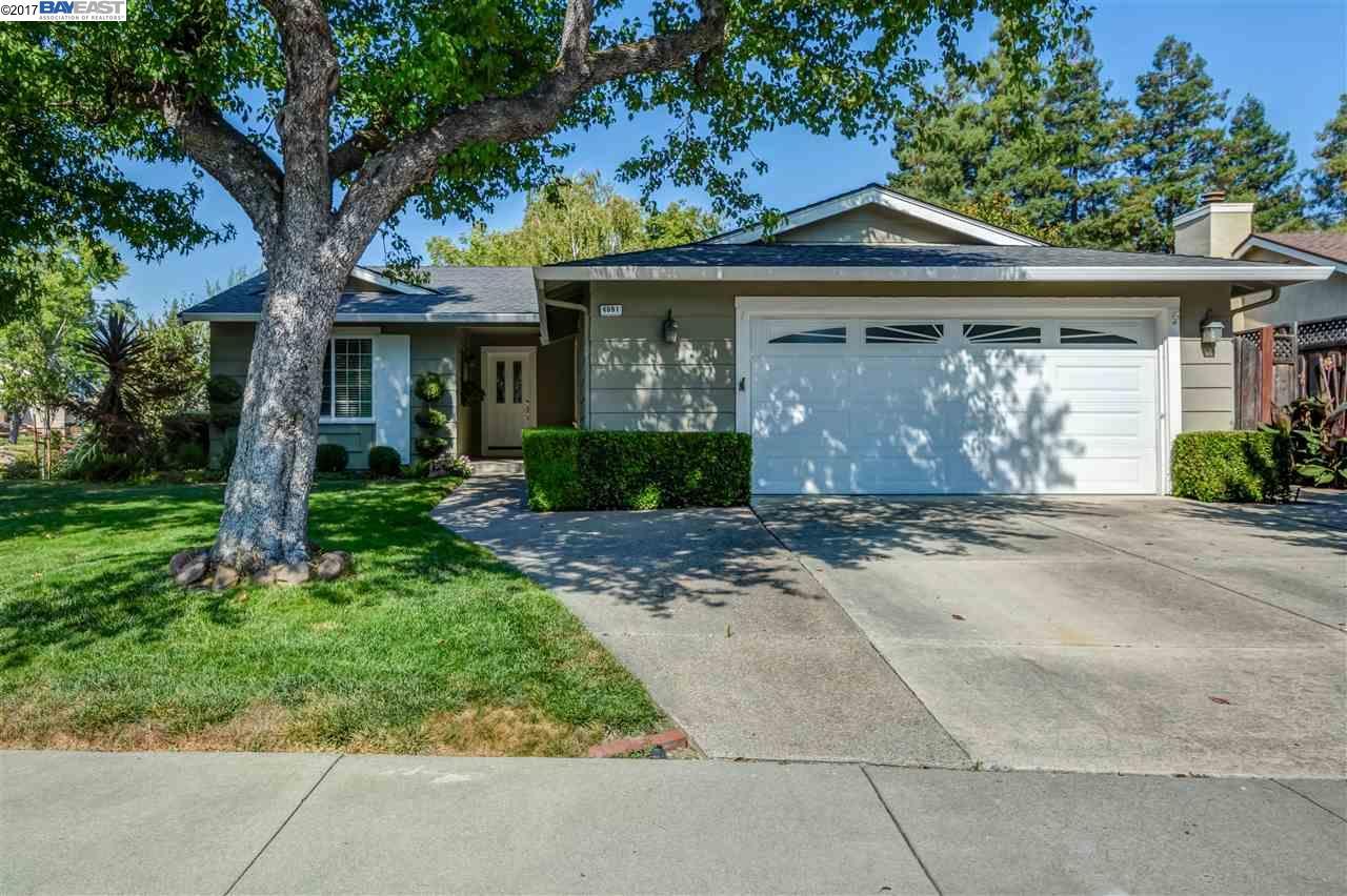 Single Family Home for Sale at 4691 Sutter Gate Avenue Pleasanton, California 94566 United States