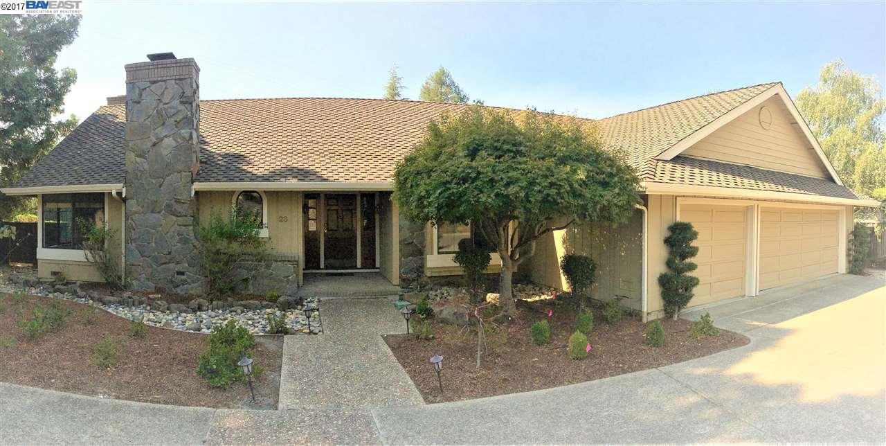 واحد منزل الأسرة للـ Sale في 23 Sanders Ranch Road 23 Sanders Ranch Road Moraga, California 94556 United States