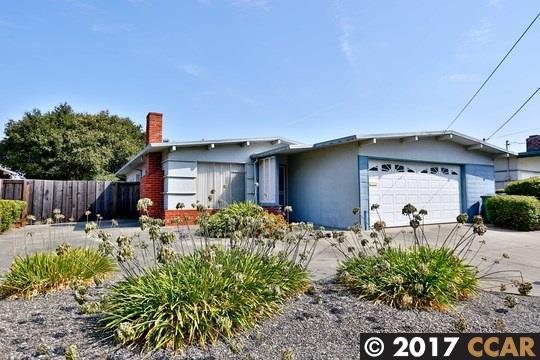 Casa Unifamiliar por un Venta en 1148 Marlesta Road Pinole, California 94564 Estados Unidos