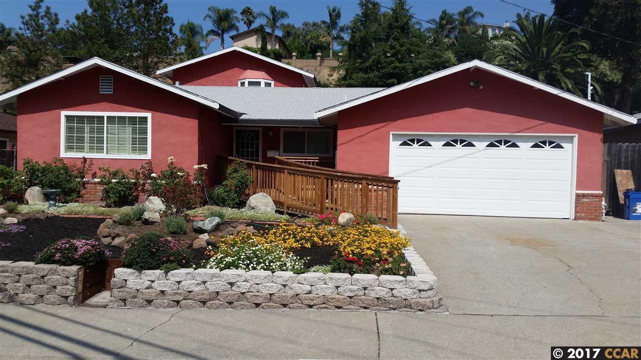 Maison unifamiliale pour l Vente à 2365 Wright Avenue Pinole, Californie 94564 États-Unis