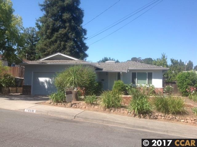 Single Family Home for Rent at 1119 Paradise Drive 1119 Paradise Drive Martinez, California 94553 United States