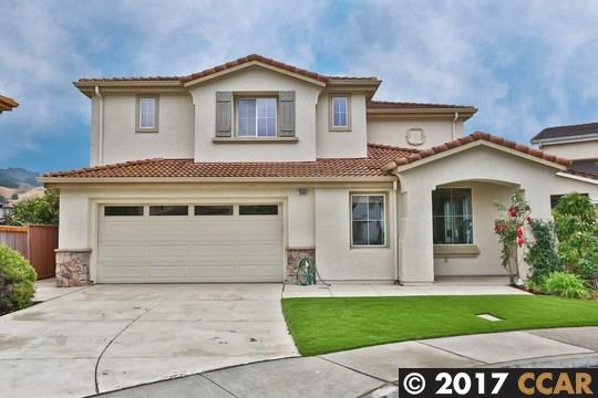Casa Unifamiliar por un Venta en 1008 Trailside Drive Richmond, California 94803 Estados Unidos