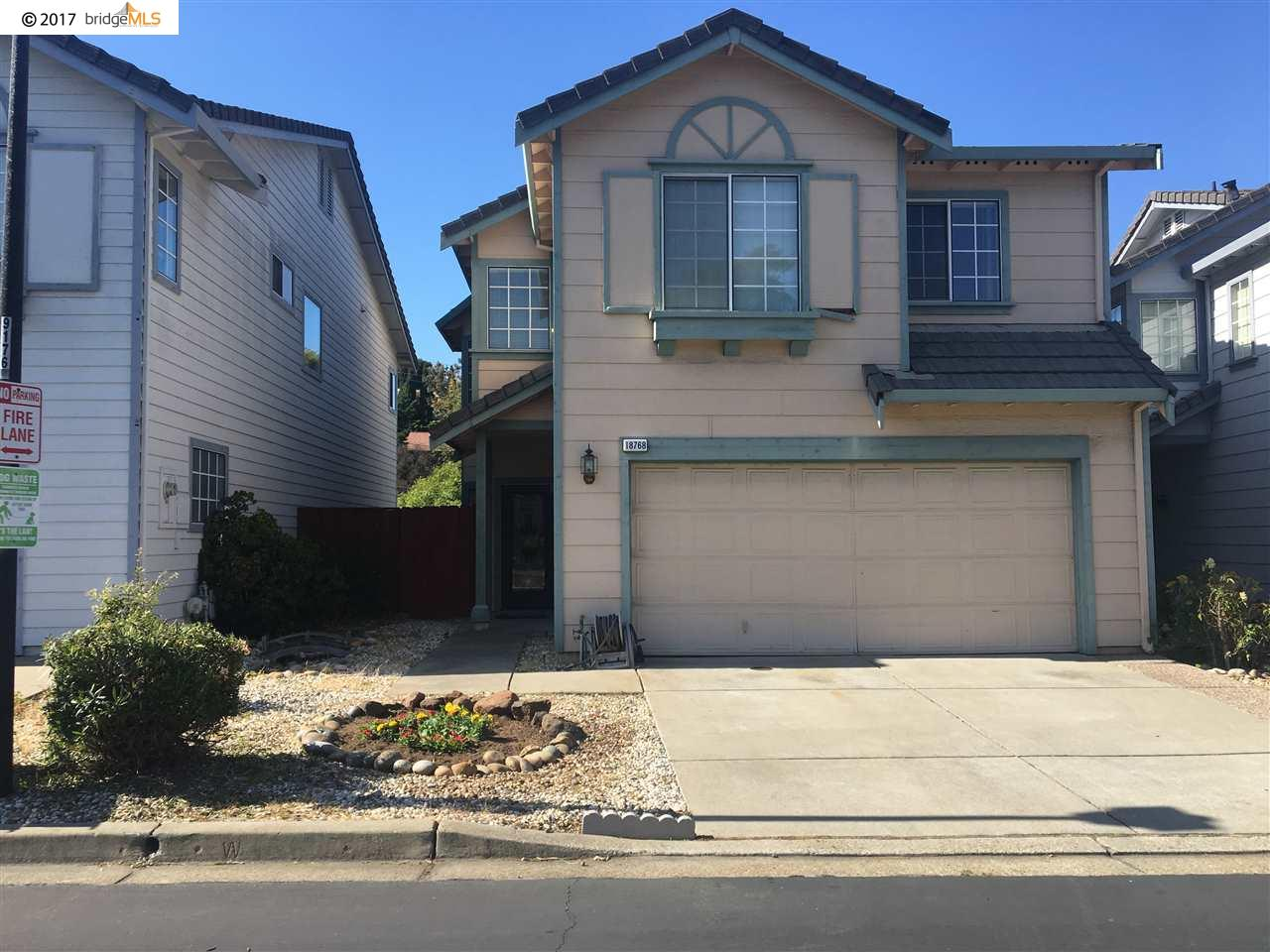 Single Family Home for Sale at 18768 Sydney Circle 18768 Sydney Circle Castro Valley, California 94546 United States