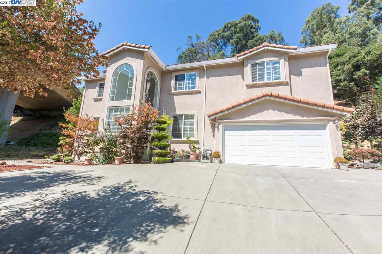 Single Family Home for Sale at 4485 Old Dublin Road 4485 Old Dublin Road Castro Valley, California 94552 United States