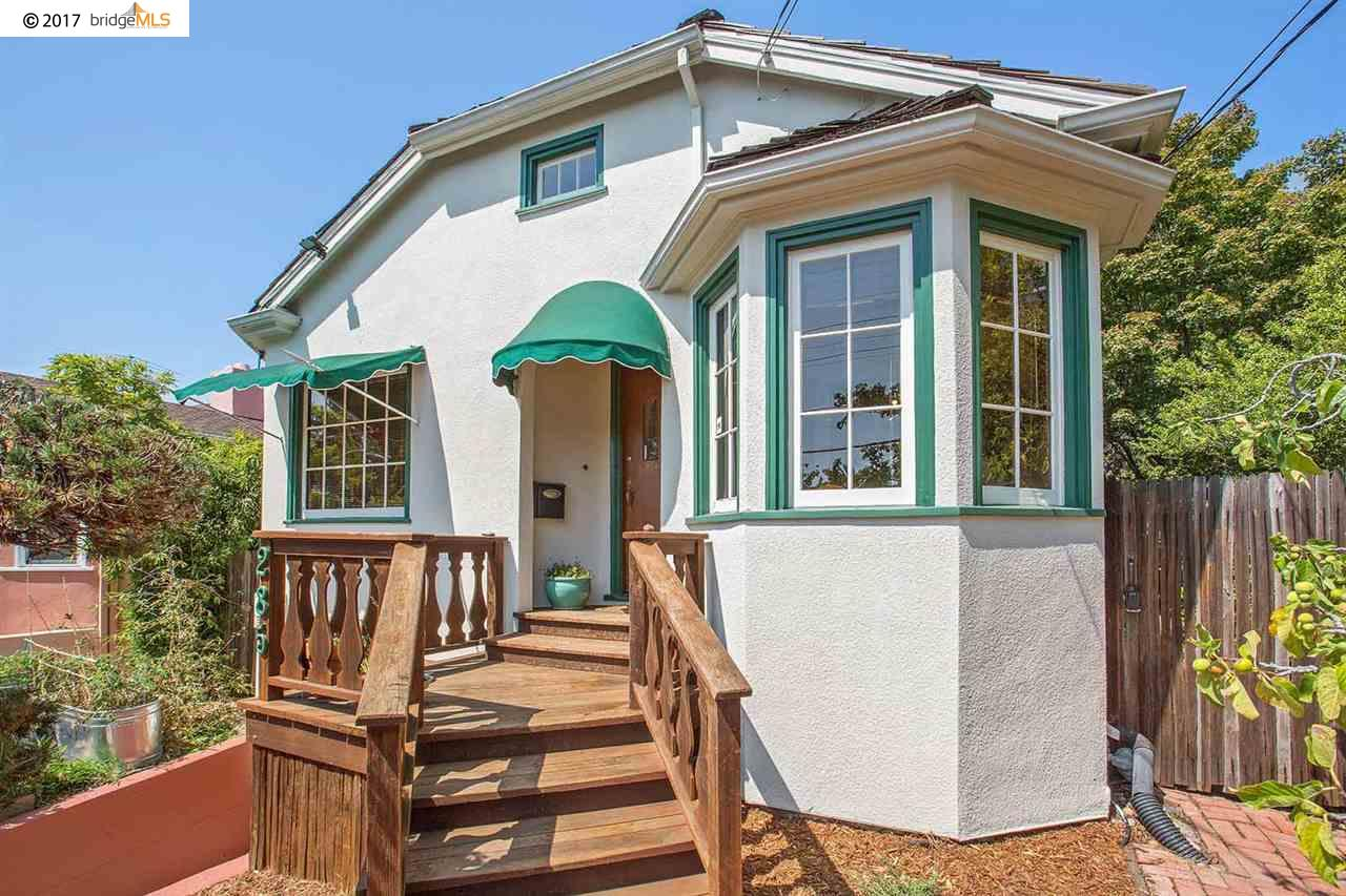 Single Family Home for Sale at 285 Adams Street Oakland, California 94610 United States