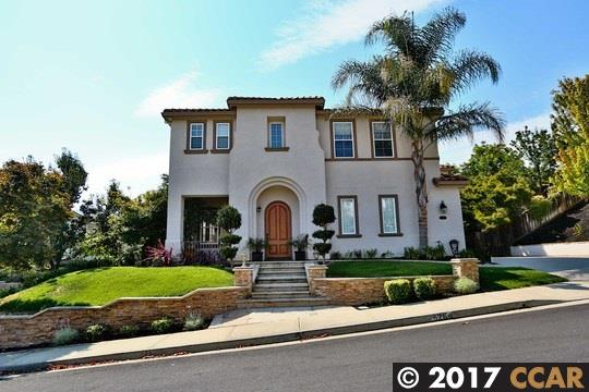 Single Family Home for Sale at 5264 Hiddencrest Court 5264 Hiddencrest Court Concord, California 94521 United States
