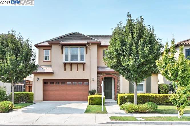 Частный односемейный дом для того Продажа на 4523 Arce Street Union City, Калифорния 94587 Соединенные Штаты