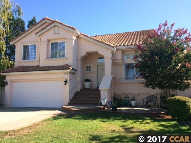 Einfamilienhaus für Mieten beim 2112 Bluerock Circle 2112 Bluerock Circle Concord, Kalifornien 94521 Vereinigte Staaten