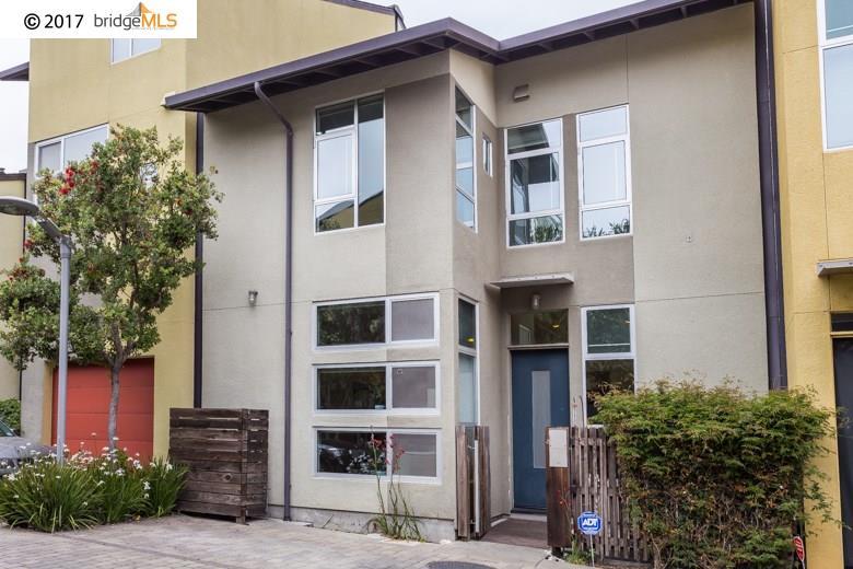 Таунхаус для того Продажа на 17 Ealing Lane Oakland, Калифорния 94608 Соединенные Штаты