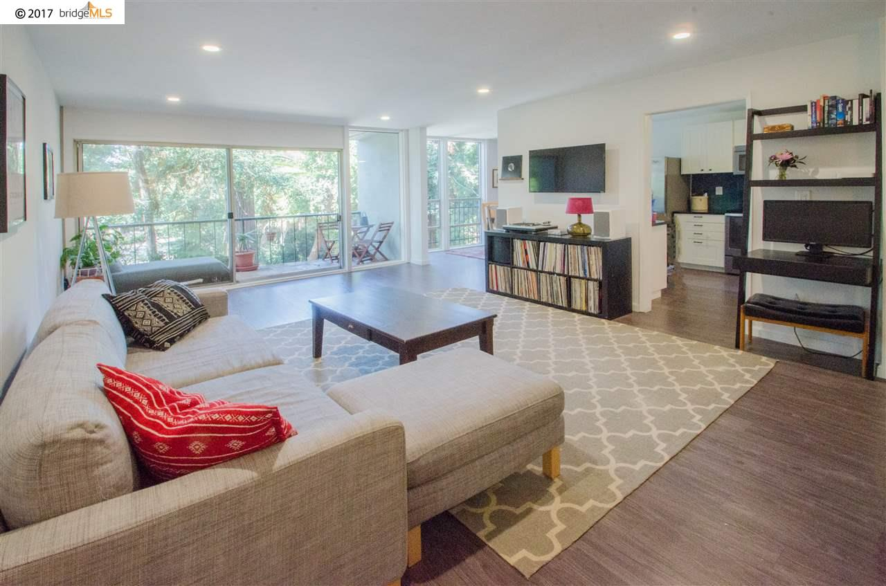 Condominium for Sale at 193 Montecito Avenue Oakland, California 94610 United States