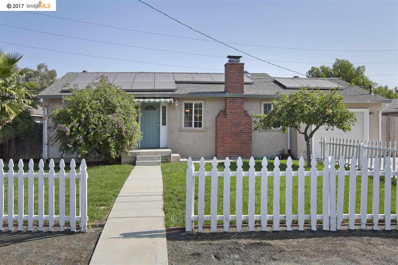 Single Family Home for Sale at 1760 Belmont Road 1760 Belmont Road Concord, California 94520 United States