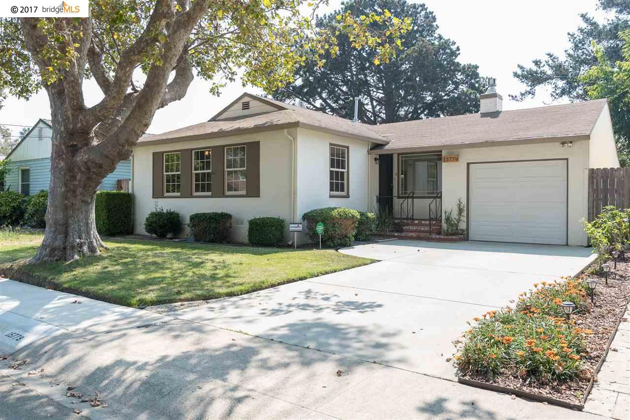 Single Family Home for Sale at 15779 Paseo Del Campo San Lorenzo, California 94580 United States