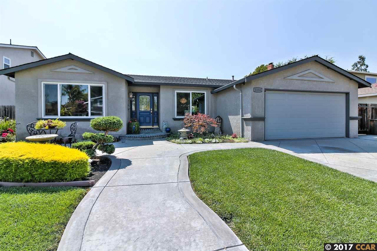 Single Family Home for Sale at 3254 Monmouth Court Pleasanton, California 94588 United States