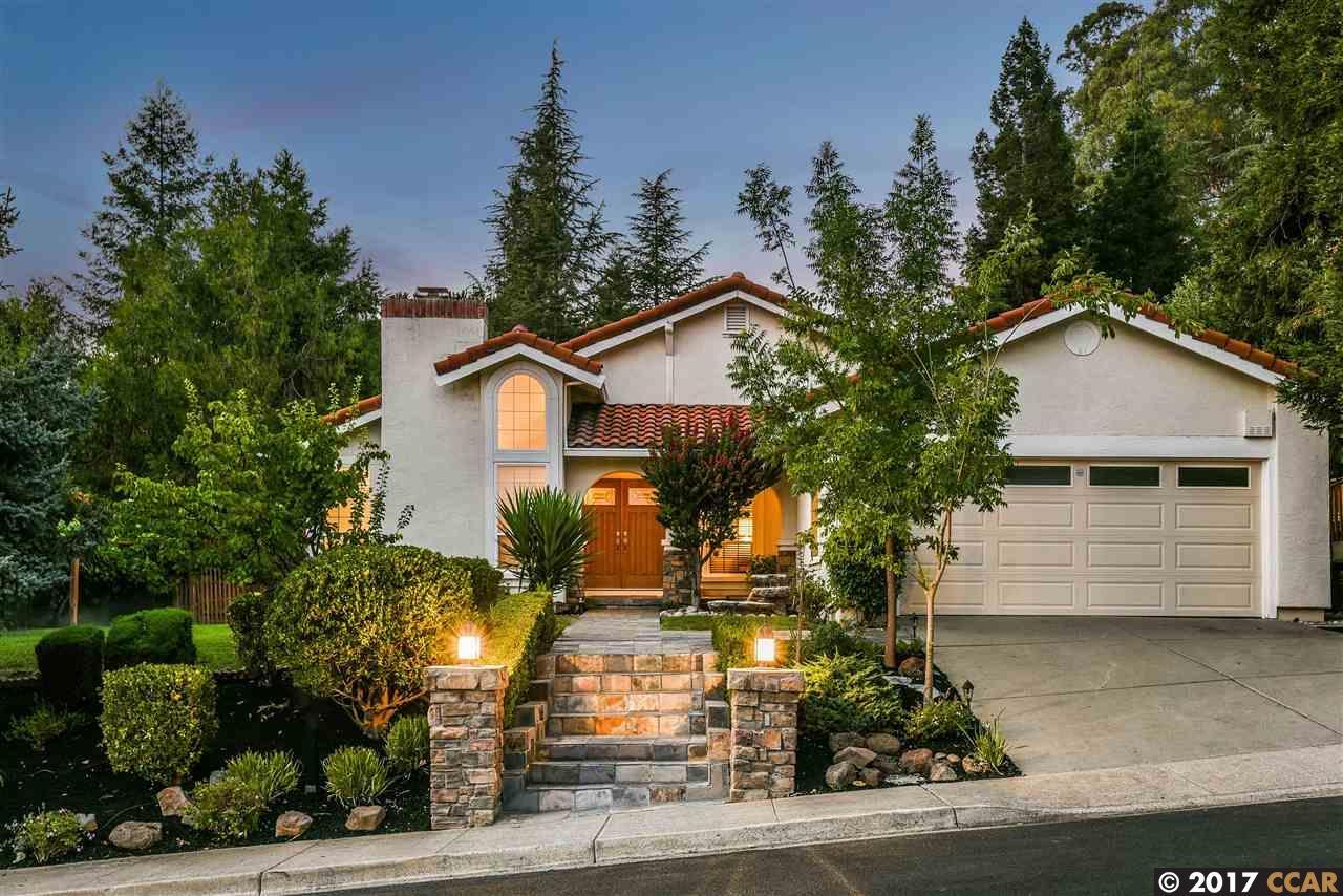 Maison unifamiliale pour l Vente à 3009 Shetland Drive 3009 Shetland Drive Pleasant Hill, Californie 94523 États-Unis