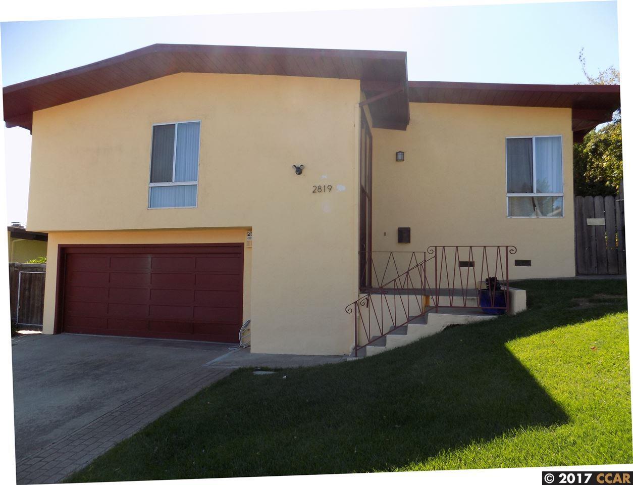 2819 MOYERS RD., RICHMOND, CA 94806