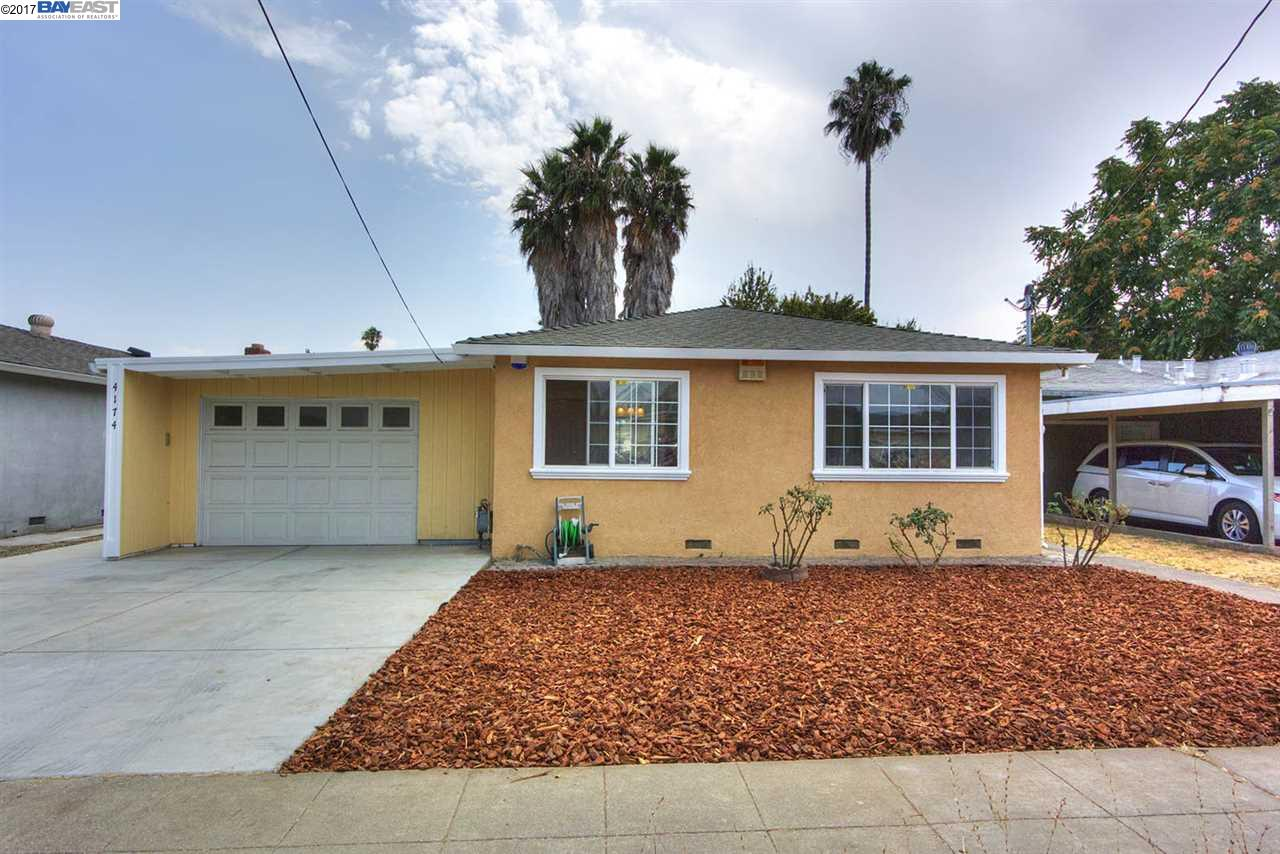一戸建て のために 売買 アット 4174 Crestwood Street Fremont, カリフォルニア 94538 アメリカ合衆国