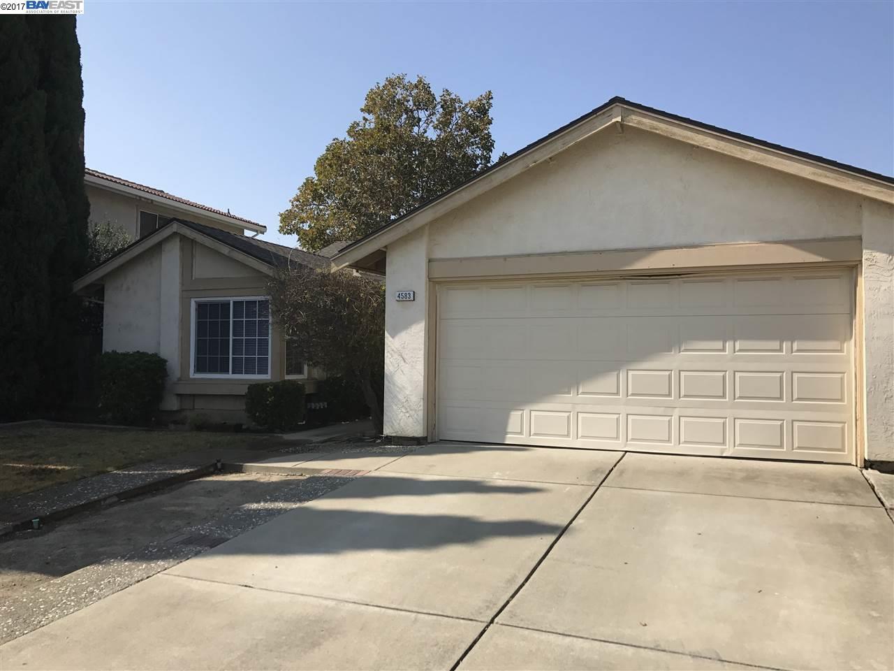 Einfamilienhaus für Mieten beim 4583 Amiens Avenue Fremont, Kalifornien 94555 Vereinigte Staaten