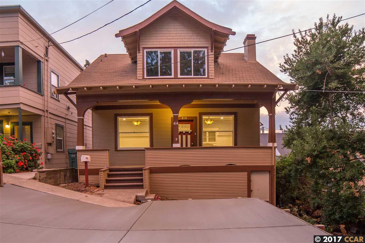 獨棟家庭住宅 為 出售 在 414 Bay Street Crockett, 加利福尼亞州 94525 美國