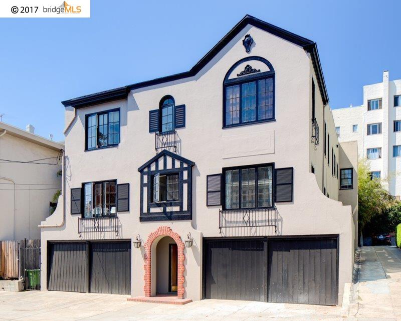 Multi-Family Home for Sale at 833 Erie Street Oakland, California 94610 United States