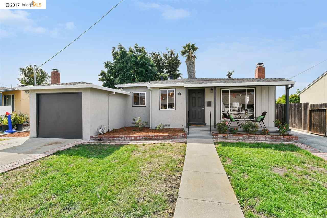 Single Family Home for Sale at 734 Videll Street San Lorenzo, California 94580 United States