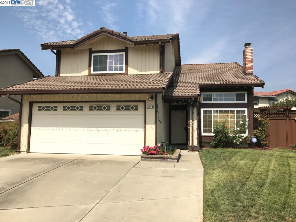 Einfamilienhaus für Mieten beim 33913 Tybalt Court Fremont, Kalifornien 94555 Vereinigte Staaten