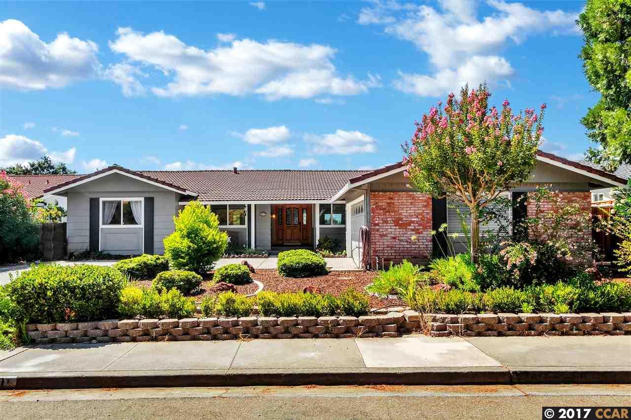 一戸建て のために 売買 アット 669 Rock Oak Road Walnut Creek, カリフォルニア 94598 アメリカ合衆国