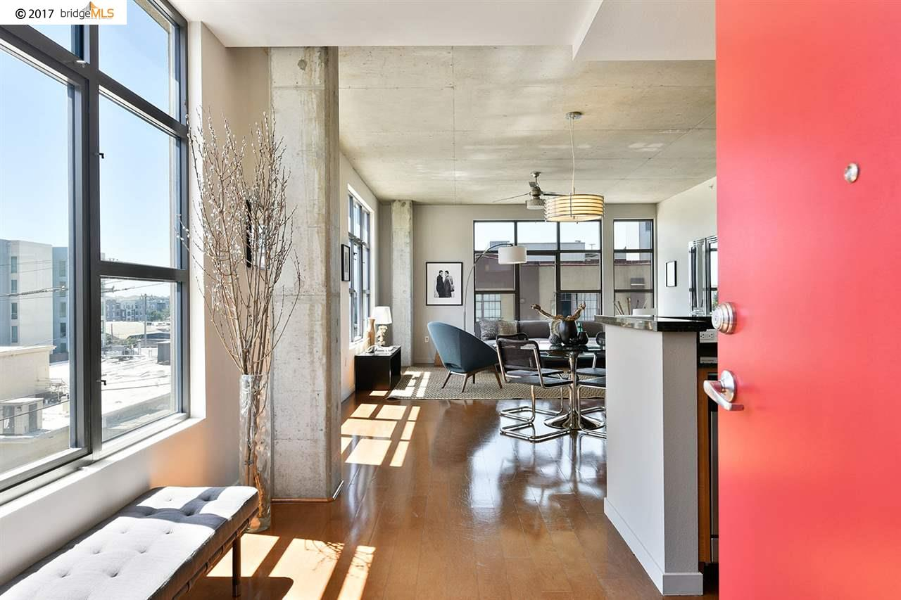 Condominium for Sale at 288 3Rd Street 288 3Rd Street Oakland, California 94607 United States