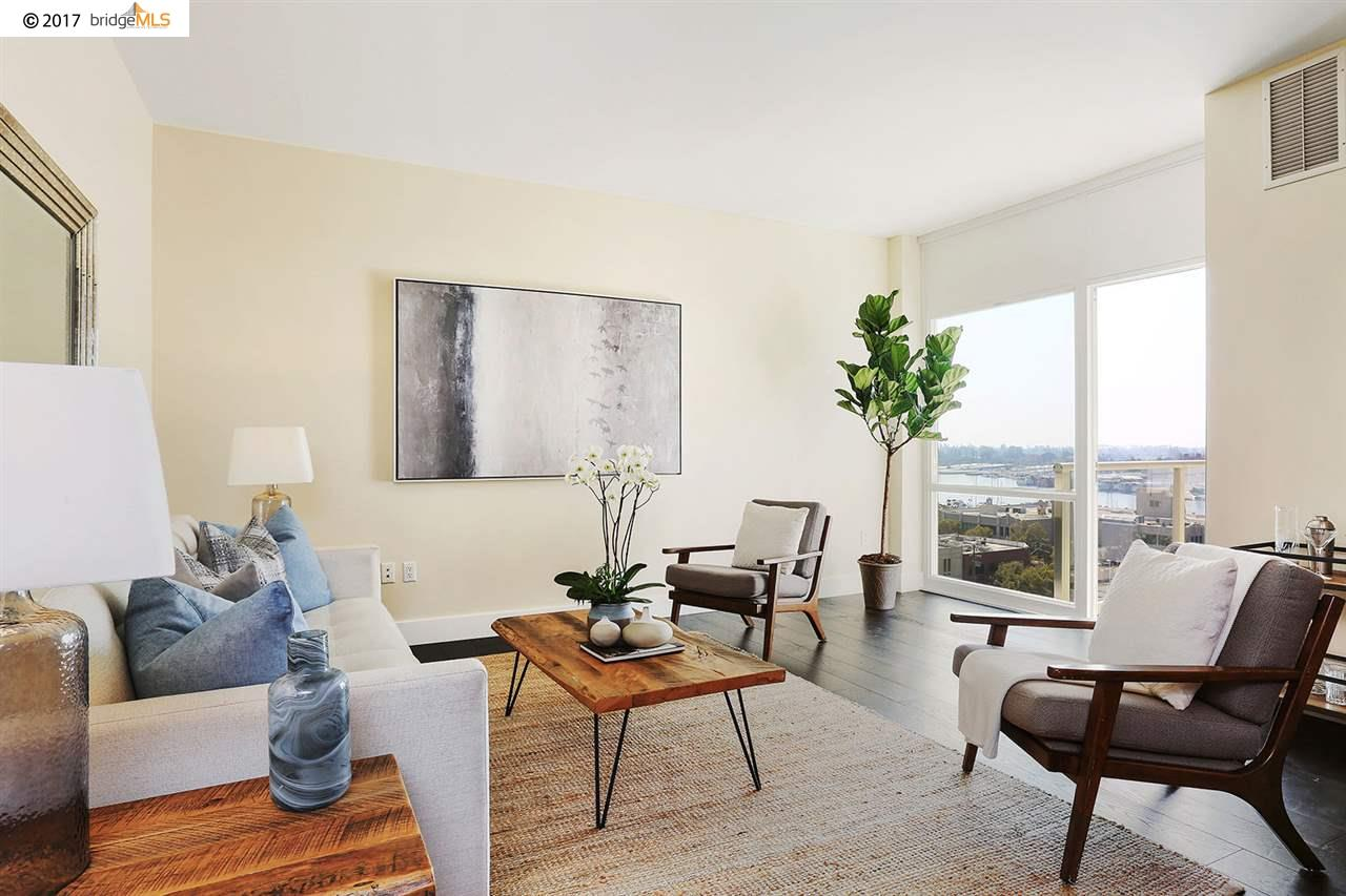 Condominio por un Venta en 222 Broadway Oakland, California 94607 Estados Unidos