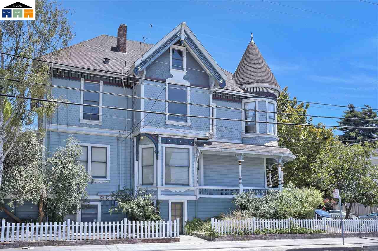 Maison avec plusieurs logements pour l Vente à 2103 San Jose Avenue Alameda, Californie 94501 États-Unis