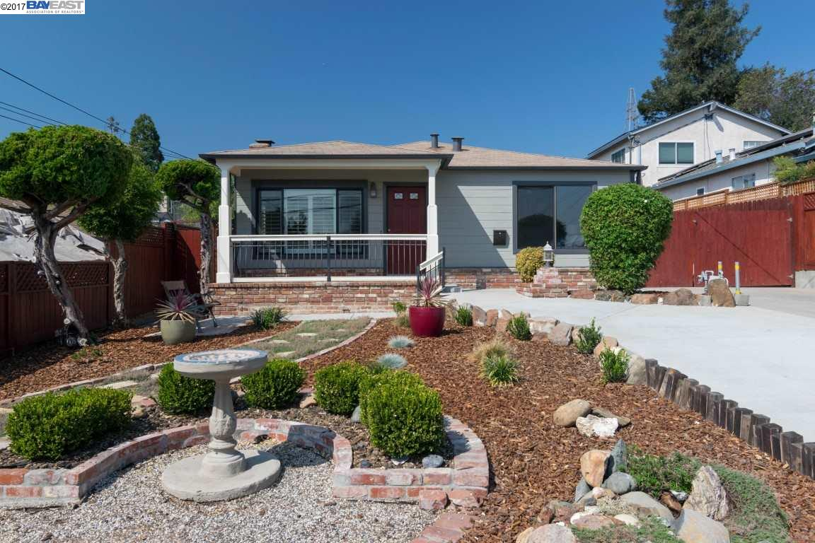 Single Family Home for Sale at 4372 James Avenue 4372 James Avenue Castro Valley, California 94546 United States