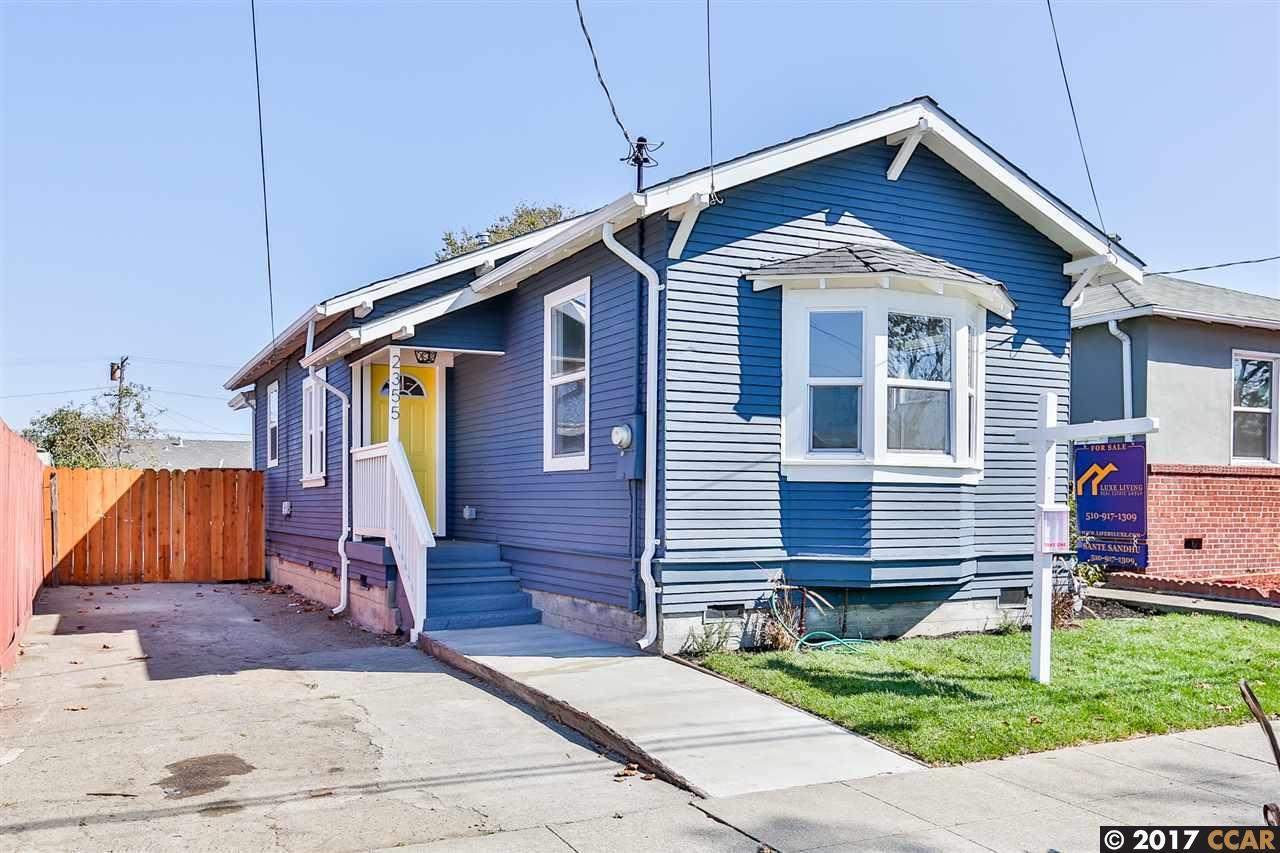 2355 GARVIN AVE, RICHMOND, CA 94804