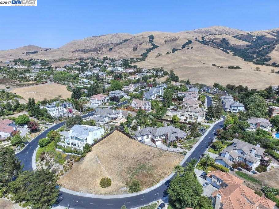 土地 のために 売買 アット 1574 Vinehill Circle Fremont, カリフォルニア 94539 アメリカ合衆国