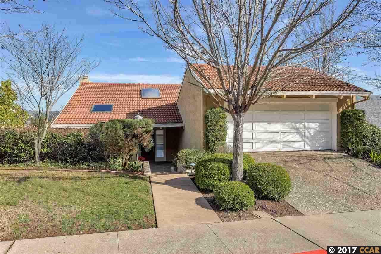 Einfamilienhaus für Mieten beim 1807 SAINT ANDREWS Drive Moraga, Kalifornien 94556 Vereinigte Staaten