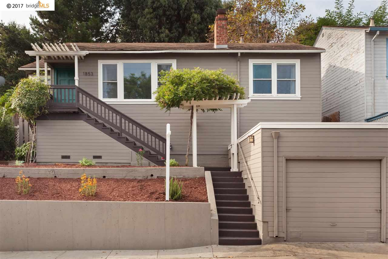 1853 Riverbank Ave | CASTRO VALLEY | 1174 | 94546