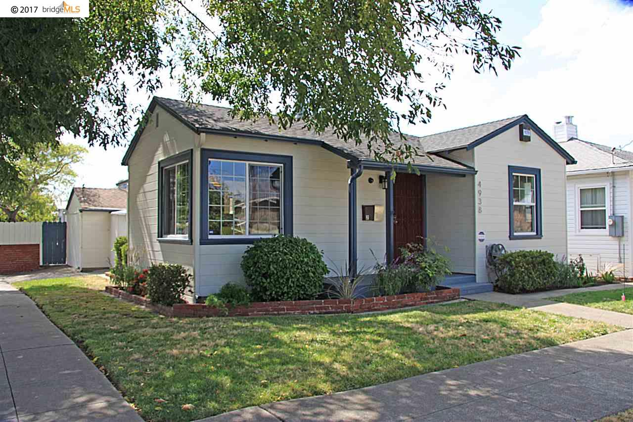 4938 CLINTON AVE, RICHMOND, CA 94805