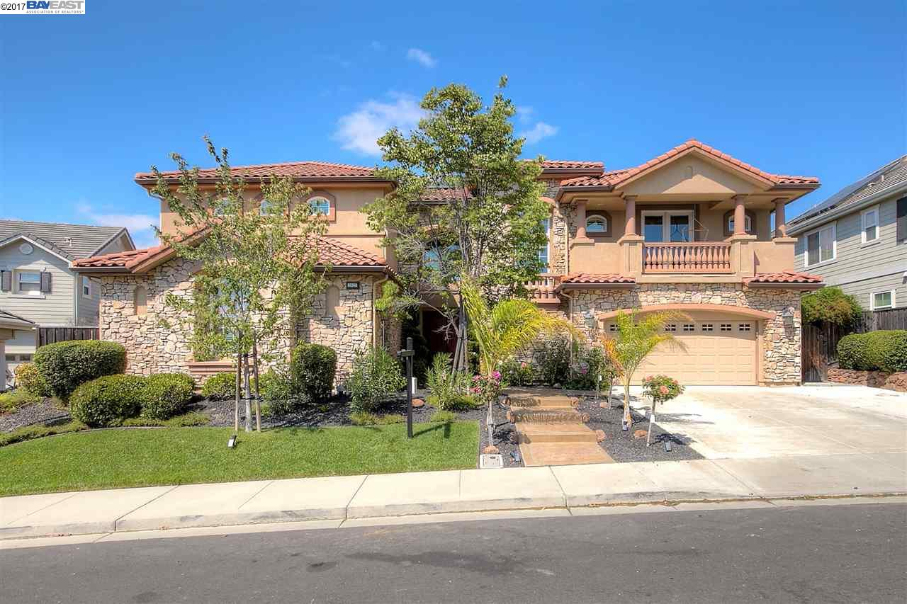 Single Family Home for Sale at 2827 E Cog Hill Terrace Dublin, California 94568 United States