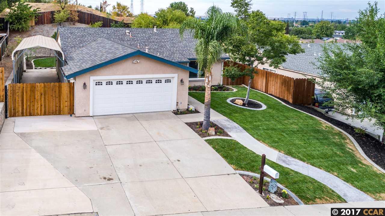 Частный односемейный дом для того Продажа на 3113 Westbourne Drive 3113 Westbourne Drive Antioch, Калифорния 94509 Соединенные Штаты