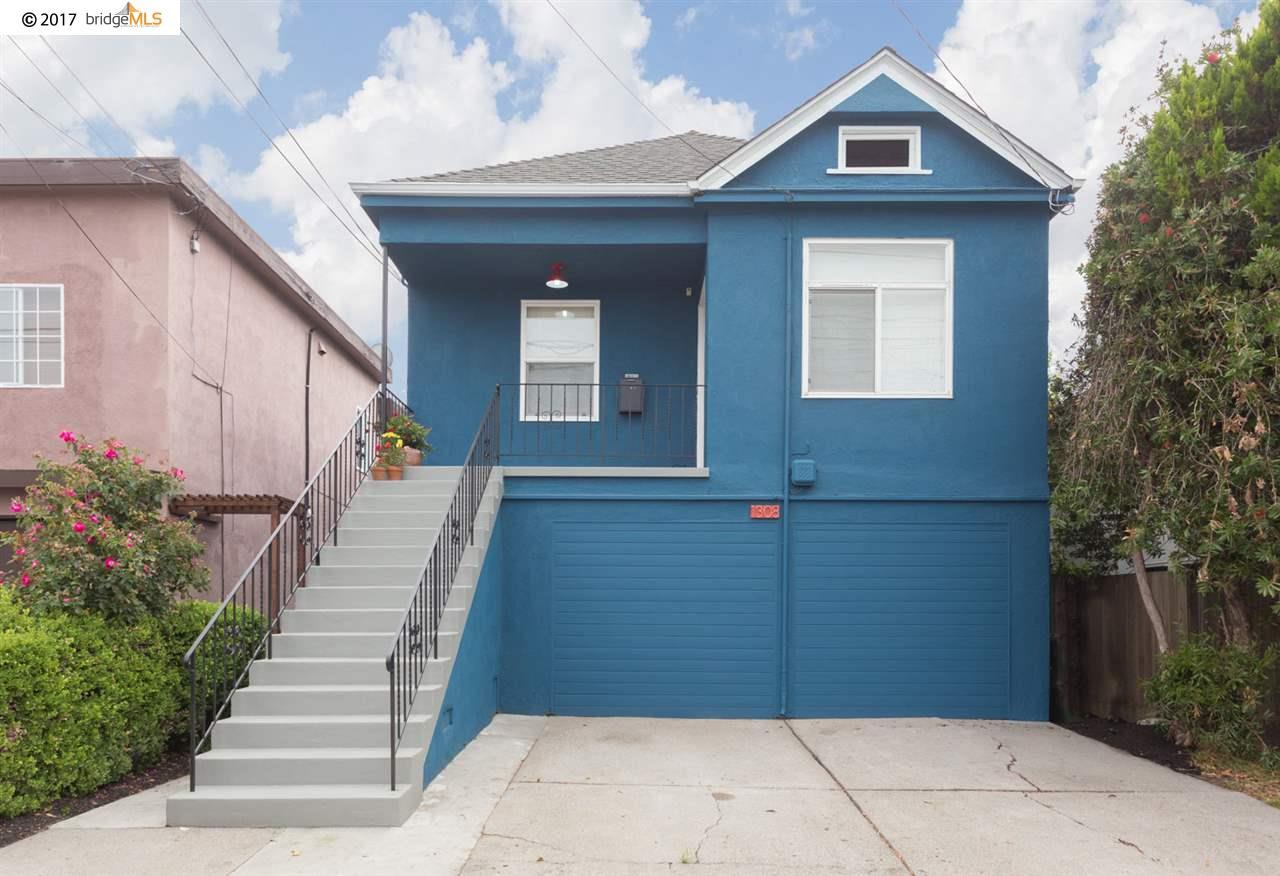 Mehrfamilienhaus für Verkauf beim 1308 Delaware Berkeley, Kalifornien 94702 Vereinigte Staaten
