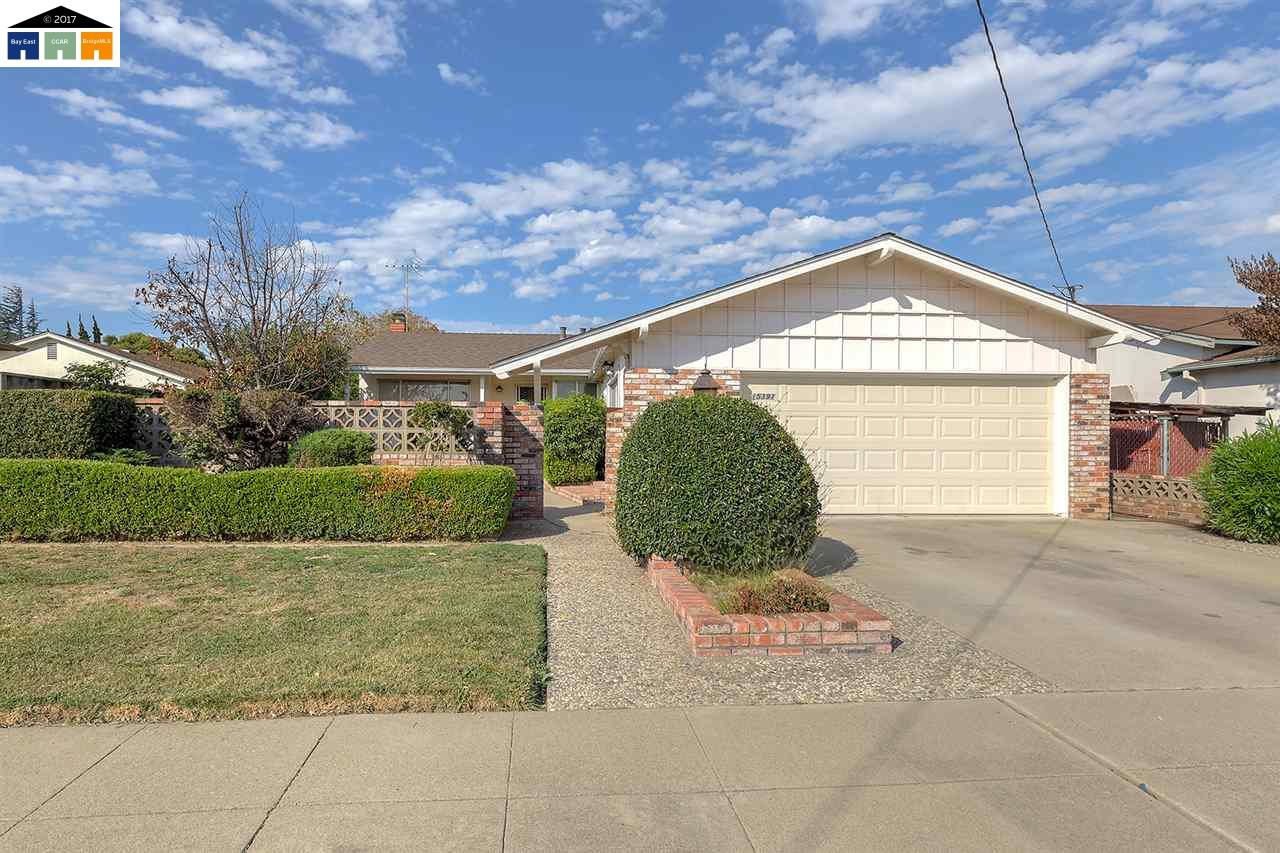 Single Family Home for Rent at 15391 Mendocino Street San Leandro, California 94579 United States